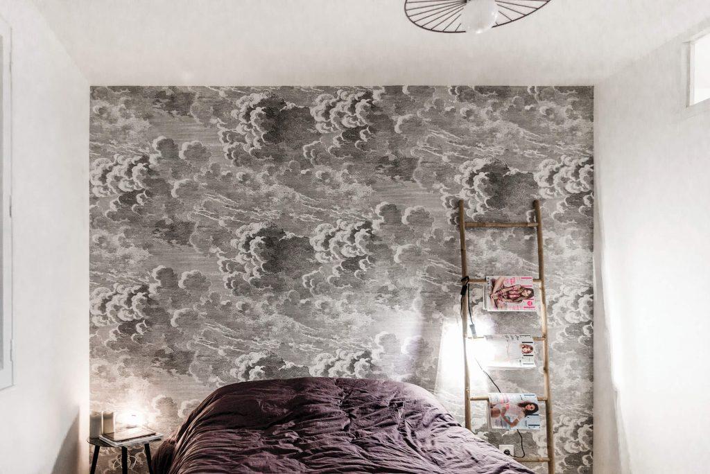 mp deco chambre tapisserie